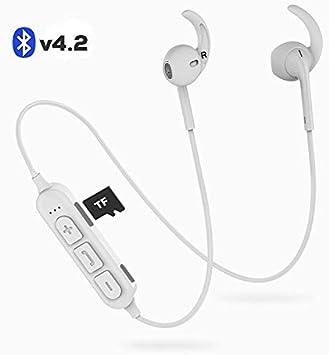 PTron AVENTO PRO 4.2 - Auricular inalámbrico Bluetooth para ...