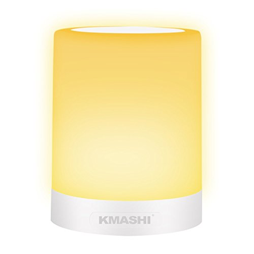 KMASHI Bedside Dimmable Light Changing