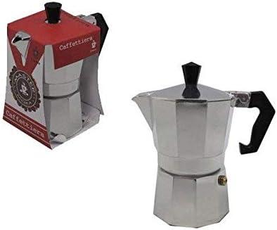 Master Casa Cafetera Aluminio 2 Tazas 53122: Amazon.es: Hogar