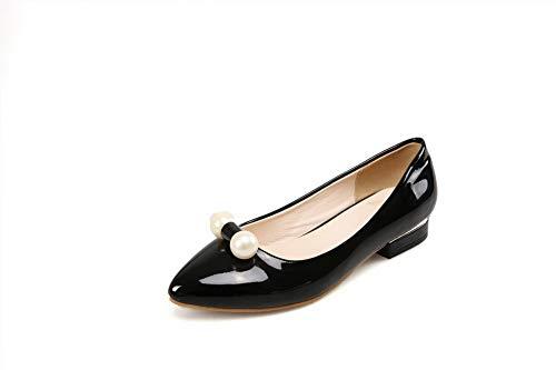 EU Noir Noir MMS06176 Compensées 1TO9 36 Sandales 5 Femme C8wpx1Fq