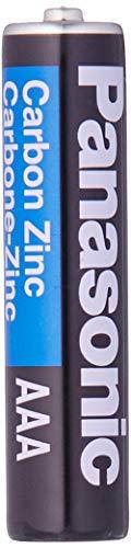 Panasonic 3959 AAA Heavy Duty Batteries 16 Count, 4x4 Packs, Exp. Date 2019, Retail Packaging ()