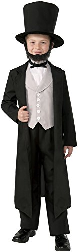 Forum Novelties Deluxe Abraham Lincoln Costume, Large -