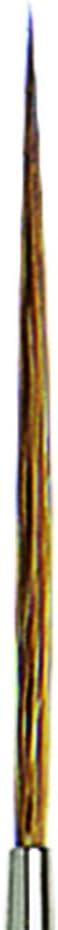 da Vinci Watercolor Series 1310 Maestro Paint Brush Size 18 1310-18 One Stroke Medium Length Kolinsky Red Sable