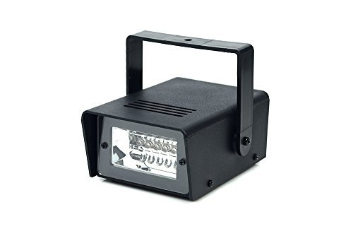 Unido LED Mini Strobe Light (Battery Operated)]()