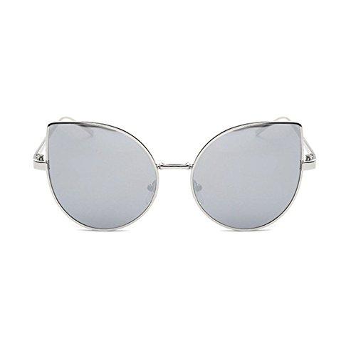 Aoligei Oeil de chat personnalité soleil du tendance lunettes de soleil du lunettes de soleil femme mode européen 72AlvFeKL