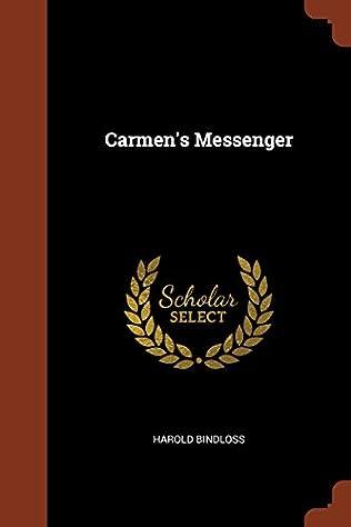book cover of Carmen\'s Messenger