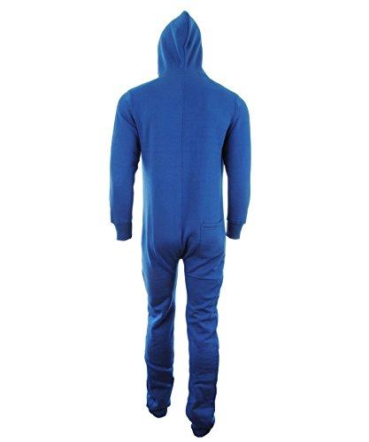 Gracious Girl - Grenouillère -  Homme -  Bleu - Bleu marine - 42