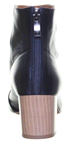 Regno Donne Nero 8 Reece Soft Super 7300 Stivaletti Unito Justin apqUF1