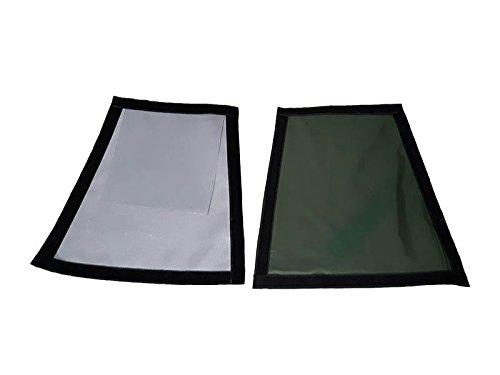 LiteOutdoors Stove Jack - Light Weight & Waterproof For