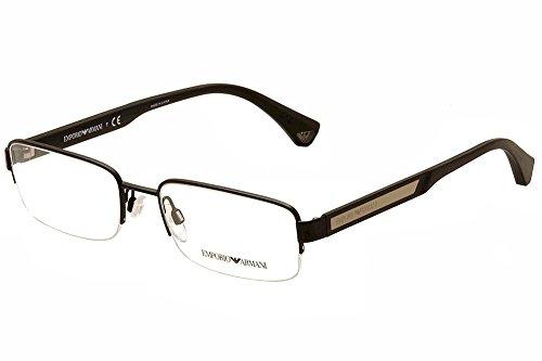 Emporio Armani Montures de lunettes 1029 Pour Homme Matte Black, 54mm 3001   Matte Black ec7d09b75078