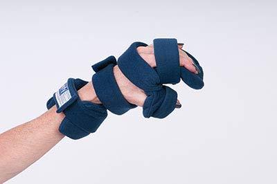 Comfy Splints Progressive Rest Hand W/ Five Straps (Finger Separator Included) - Adult, Right - 1 Each / Each - 24-3316 by Comfy Splints (Image #1)