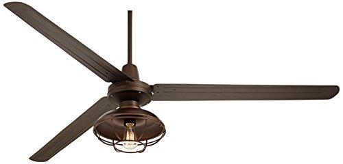 """72"""" Turbina XL Franklin Park Oil Rubbed Bronze Ceiling Fan"""