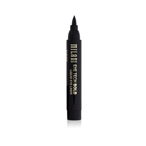 Milani Eye Tech Bold Liquid Eye Liner   Black  Pack Of 3
