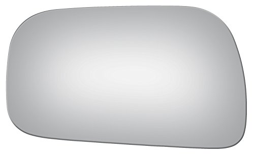 Burco 2894 Flat Driver Side Replacement Mirror Glass for 92-01 Toyota Camry (1992, 1993, 1994, 1995, 1996, 1997, 1998, 1999, 2000, 2001)