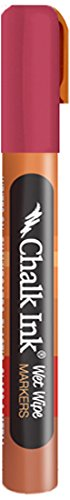 Chalk Ink Wet Wipe Marker, 6 mm, Spanish Tile (Tiles Ink)