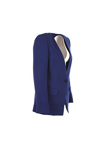 Giacca Donna Hanita 44 Blu H.j435.1276 Primavera Estate 2016