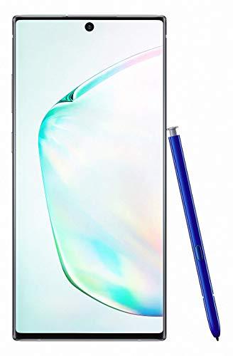 Samsung Galaxy Note 10+ Plus 4G Dual-SIM SM-N975F/DS 256GB SIM-Free Factory Unlocked 4G/LTE Smartphone – Aura Glow…