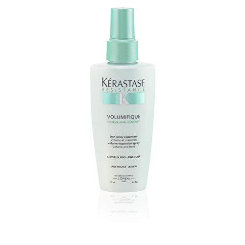 Kerastase Resistance Volumifique Volume Expansion Hair Spray for Unisex, 4.2 Ounce