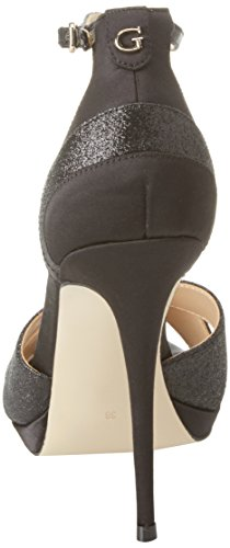 Guess Noir Black Dress Sandal Femme Plateforme Escarpins à Footwear Black TTgSFwq