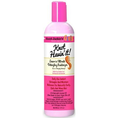 Aunt Jackie's Girls Knot Havin' It, Leave-in Ultimate Hair Detangler