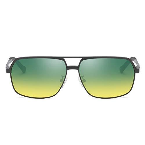 Miroir Hommes Night Vision Jaune Alliage Conduite Green Vert pour de Cadre HQCC ERYwqFB
