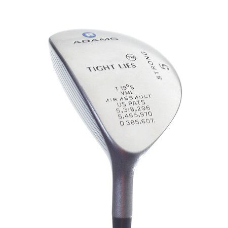 Left Handed Fairway Woods (New Adams Tight Lies Strong 5-Wood LH Graphite)