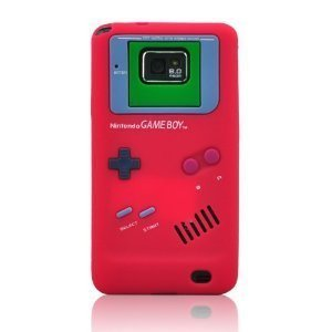 Amazon.com: Regalos JH Stylishing diseño de Game Boy suave ...