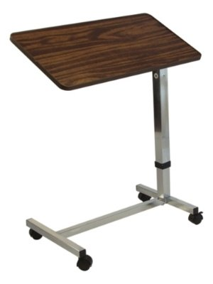 Lumex GF8905-1A Deluxe Tilt Overbed Table