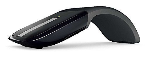 Microsoft PL2 ARC Touch Mouse EN/XC/XD/XX Hardware - Black (RVF-00053)