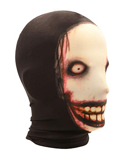 Halloween Creepy Jeff-T-Killer Elastic Mask
