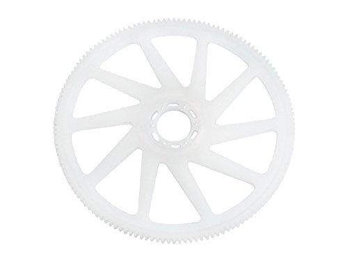 Microheli CNC Delrin Main Gear 140T 0.5M (for MH-230S067/068/X series) by Microheli Co. - Delrin Main Gear