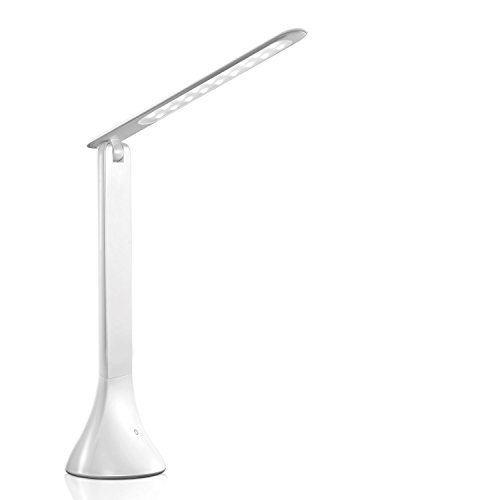 BOYON Eye Care LED Lamp, Desk Reading Lamp for Kids, Home, Office (Touch Control, 3 Levels Brightness,...