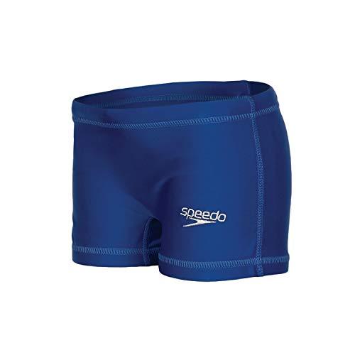 Speedo Solid Bañador Hidroshort, Meninos, Azul, 6