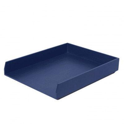 UPC 740016082026, Bright Desk Organizer Letter Tray Color: Blue