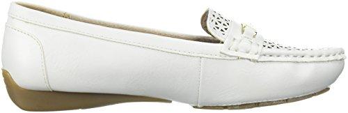 LifeStride Women's Viva 2 Driving Style Loafer White buy cheap low shipping bTETOj5PEG