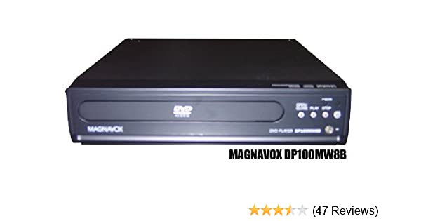 amazon com magnavox dp100mw8b progressive scan dvd player electronics rh amazon com Magnavox Portable DVD Player Magnavox DVD Player Black