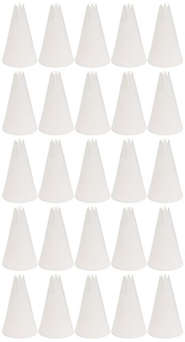 (Flavortools Star No.18 Icing Tips, Bundle of 25)