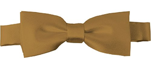 nyfashion101-boys-solid-color-adjustable-pre-tied-bow-ties-copper
