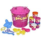: Disney Princess: Artist Dough Bucket - 21-Piece Set