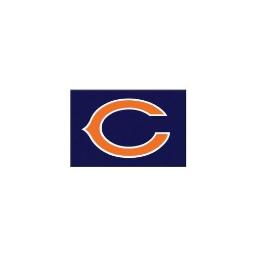 FANMATS 7411 Chicago Bears Rookie Mat (18