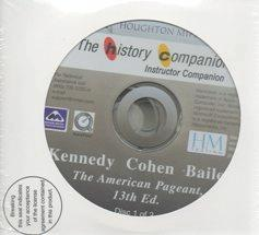 Download Text-specific History Companion Instructor Companion Cd-rom: Used with ...Kennedy-The American Pageant: A History of the Republic ebook