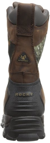 Brown Hunting Rocky Boot Men's Inch Sport Ten Utility Mobu qXw1TXA