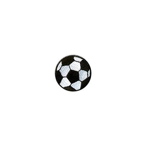 MC Ecusson thermocollant Ballon de Foot 2,5cm