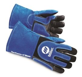 Miller Electric Glove Mig Stick X-Large Heavy Duty -1 Pack of 6 Pairs by Miller Electric (Image #1)