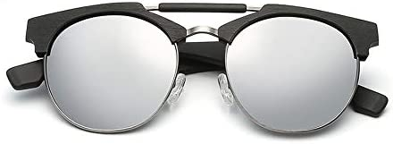 L.L.QYL Gafas Gafas de Sol polarizadas de Montura Grande de ...