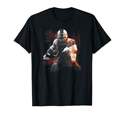 Batman Dark Knight Rises Bane Battleground T Shirt
