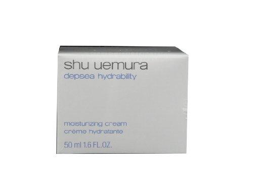 Shu Uemura Depsea Hydrability Moisturizing Cream - Water Depsea
