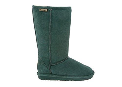 BEARPAW Damen Emma Tall Fashion Boot Smaragd