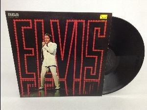 ELVIS (NBC-TV ORIGINAL SOUNDTRACK LP, 1968)