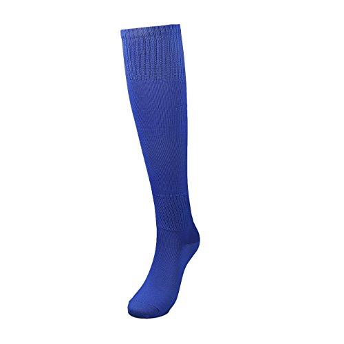 ea4746db0 Mago Men Sport Cotton Football Soccer Long Socks Baseball Hockey Over Knee  High Socks